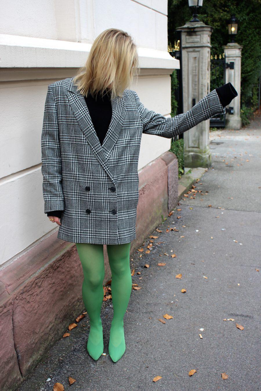 bunte leggings / strümpfe  Balenciaga 2017 SS