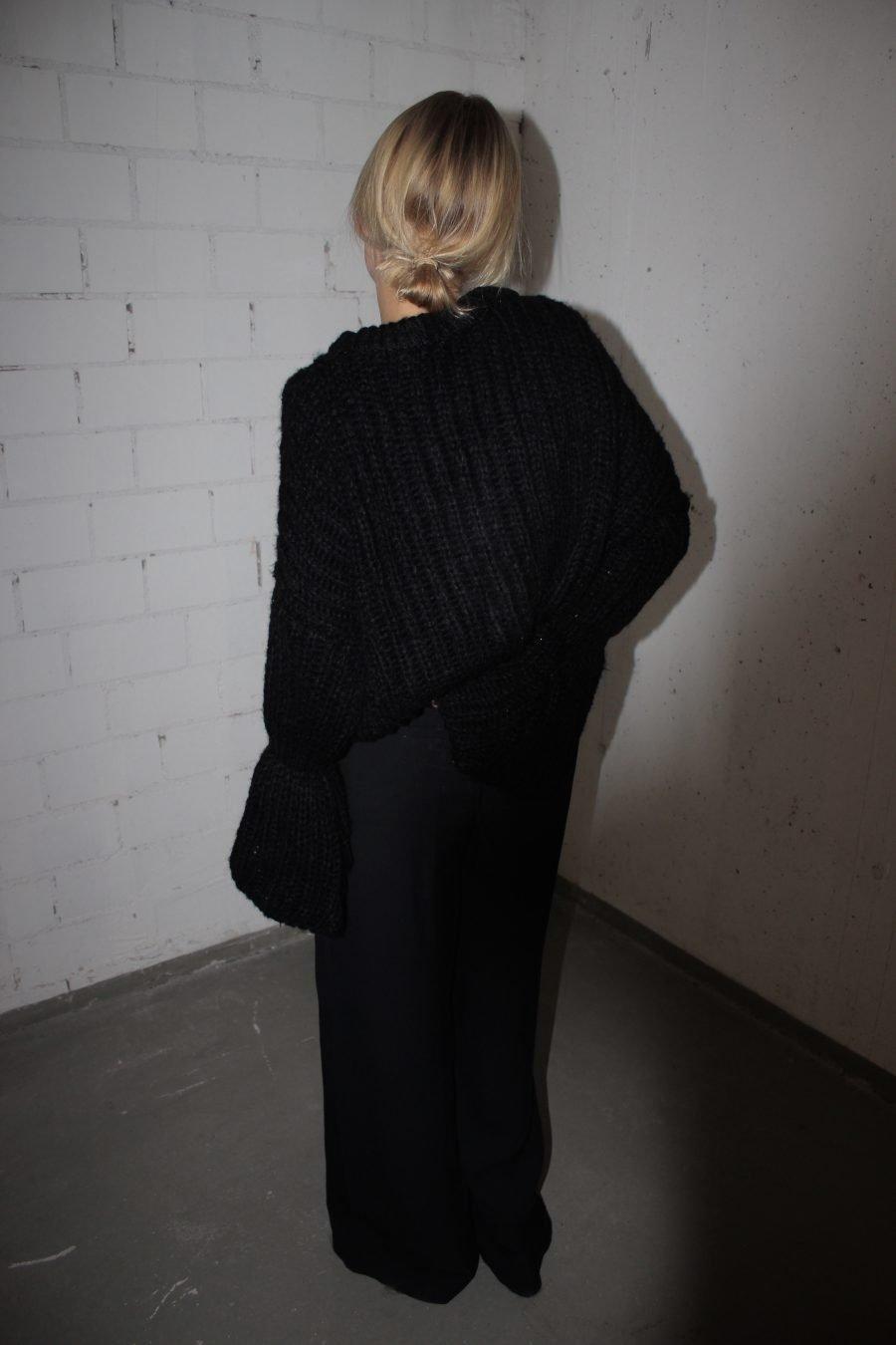 knitwear black