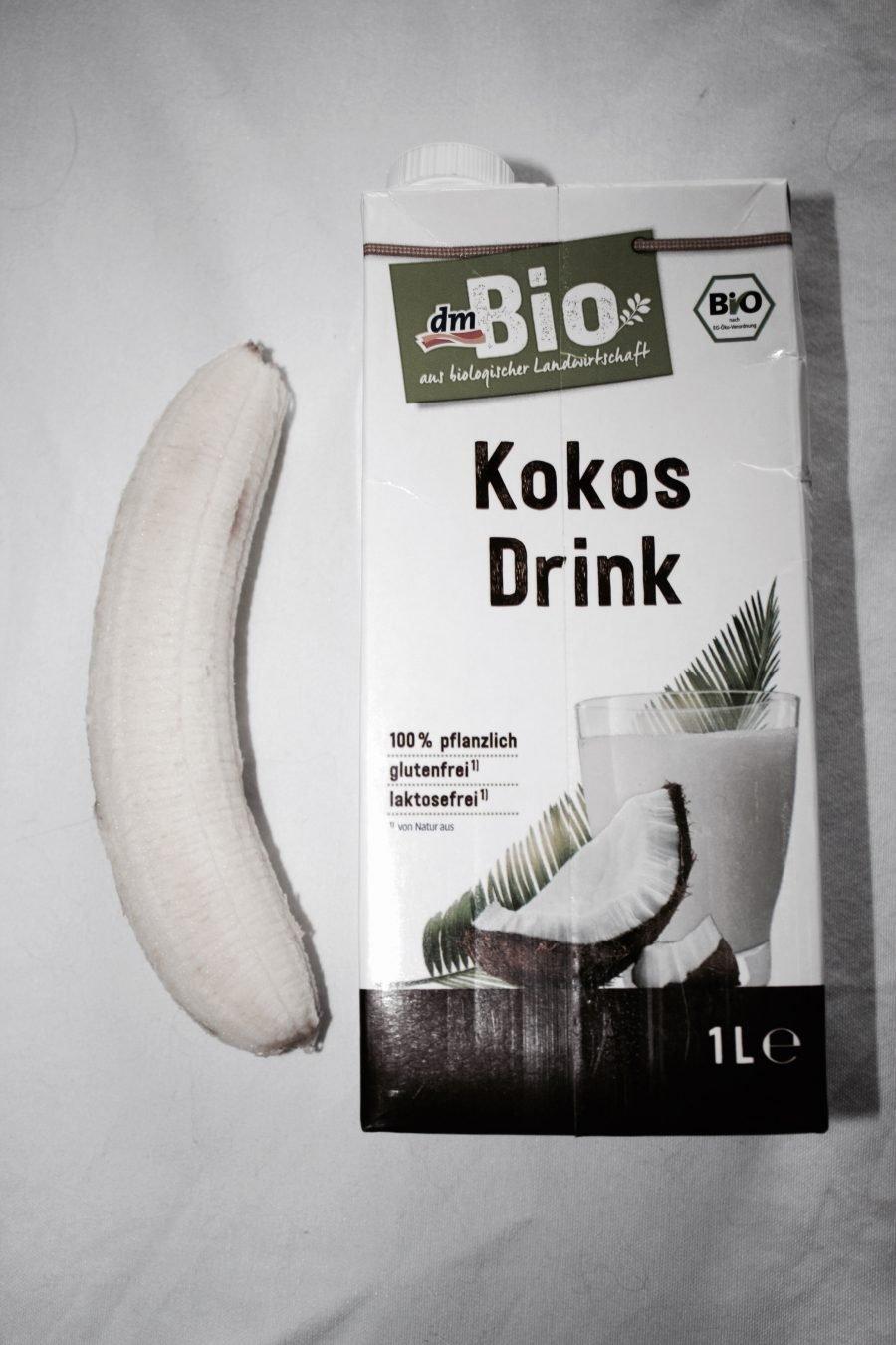 Choco-Banana Chia Cream