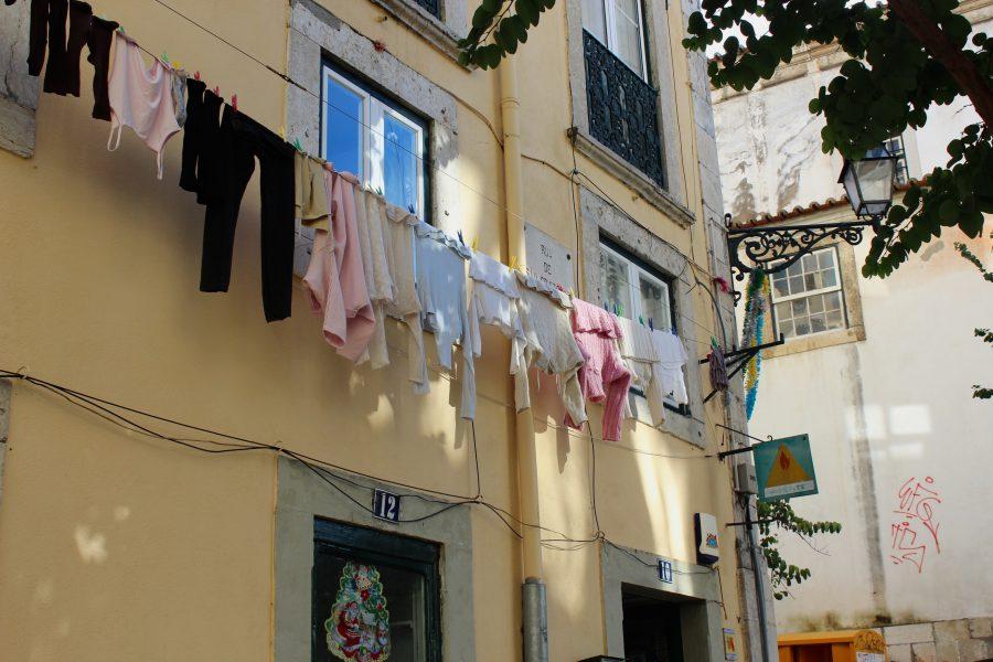 Lissabon portugal alfama