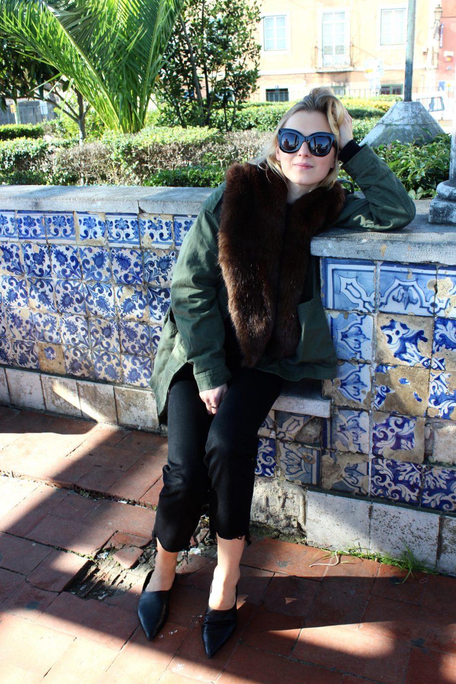 Strolling around Alfama |10.12.2016