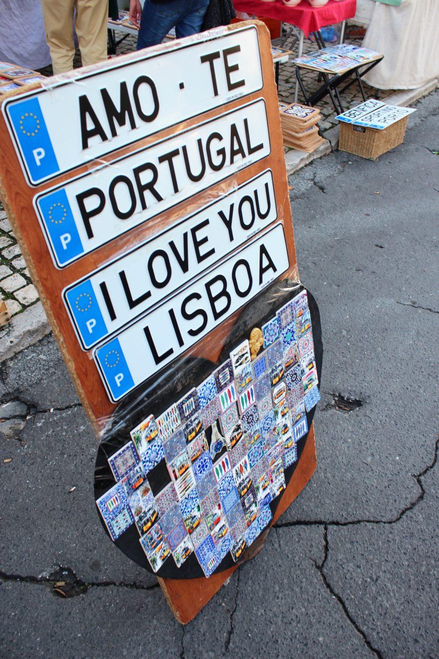 Lissabon portugal