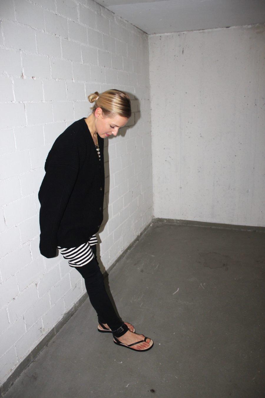 skinny jeans black