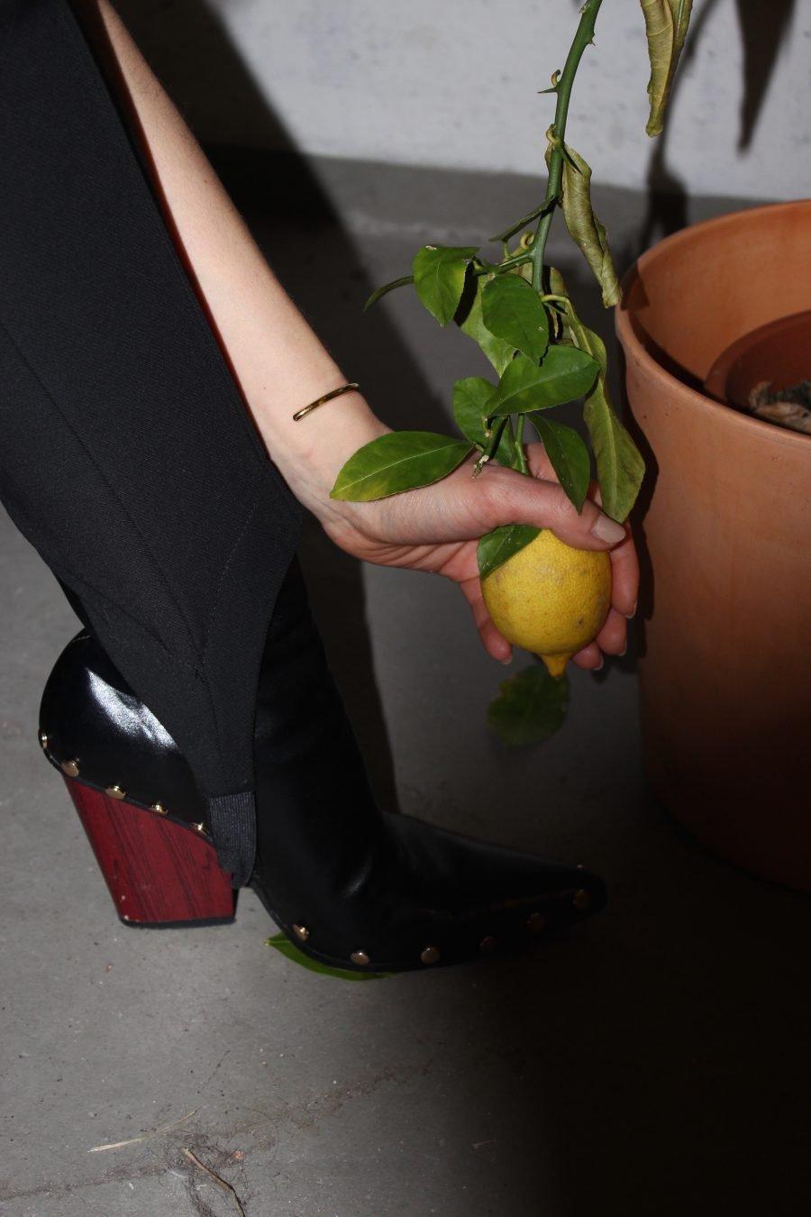 céline rodeo boots