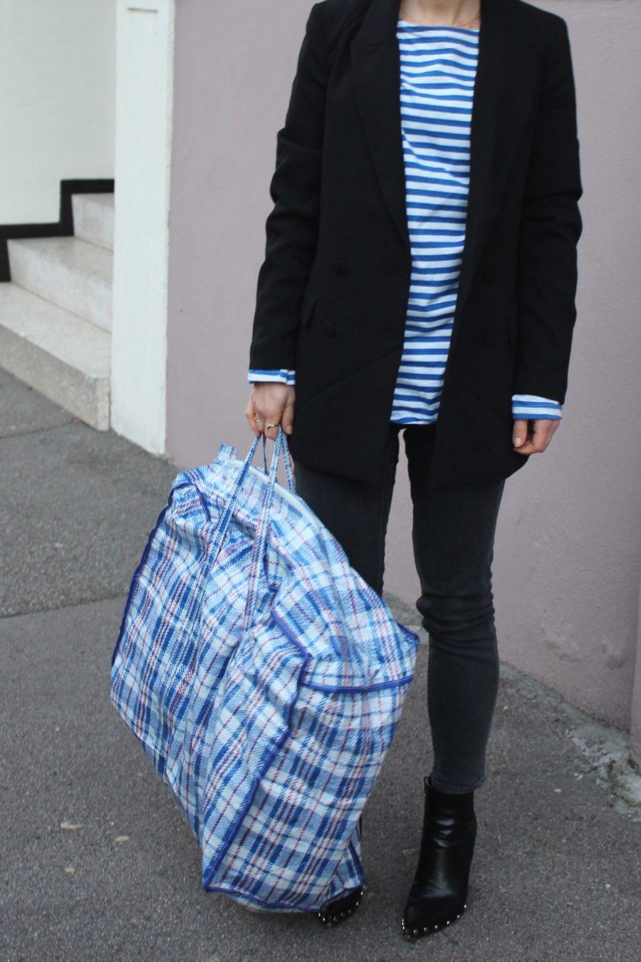 laundry bag balenciaga
