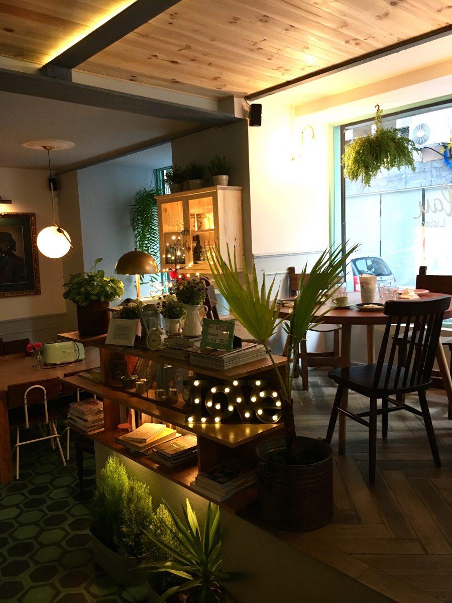Nicolau Lisboa Cafe