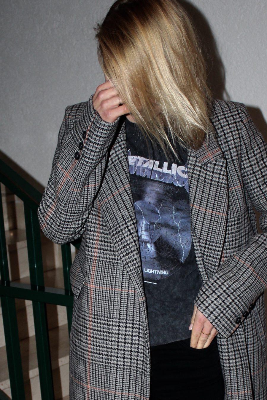 metallica Shirt H&M