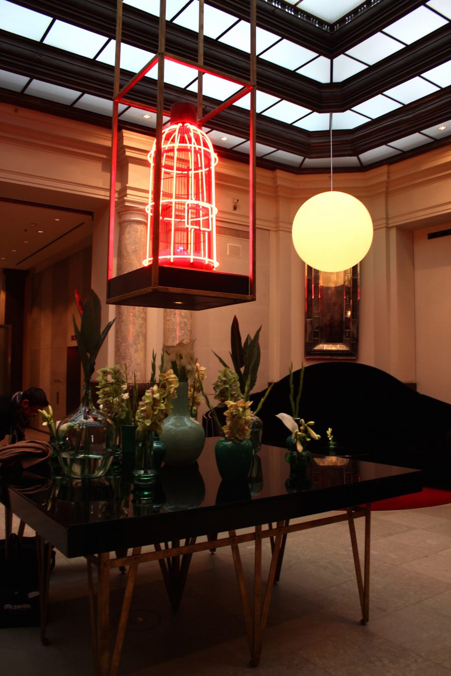 hôtel du rome berlin