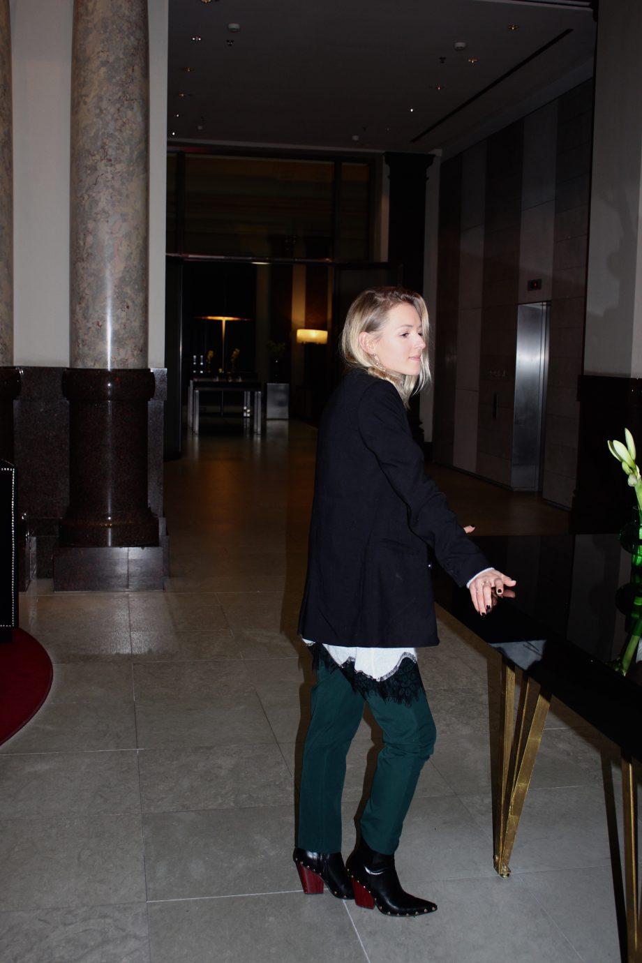 Hotel De Rome, Berlin  |24.01.2017