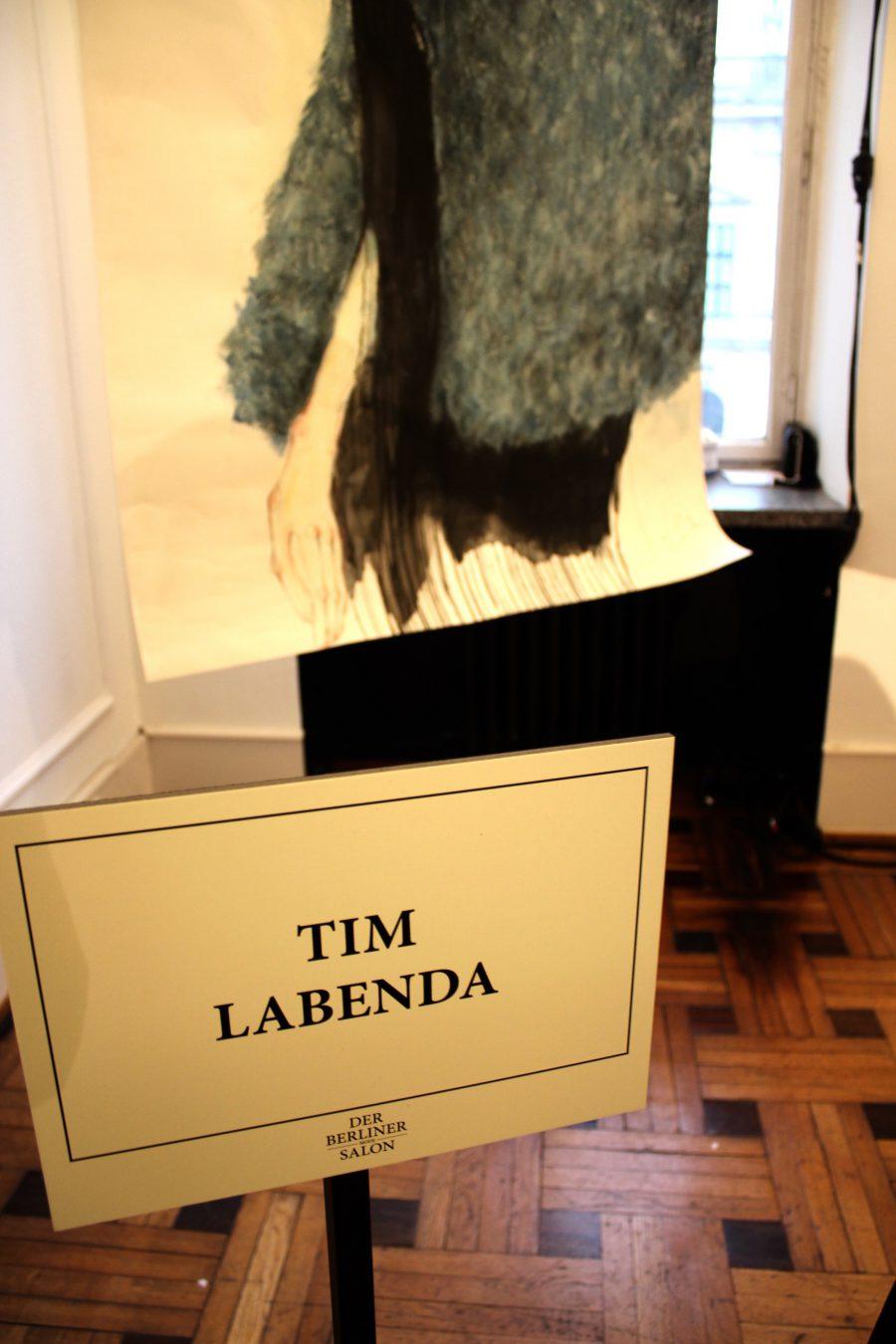 Der Berliner Modesalon Tim Labenda