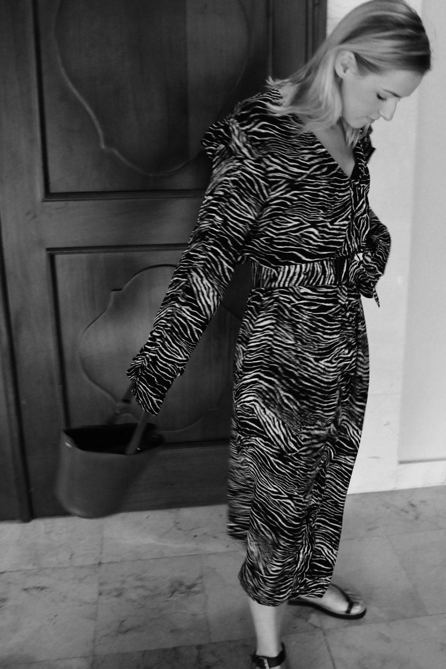 Zebra Dress |31.01.2017