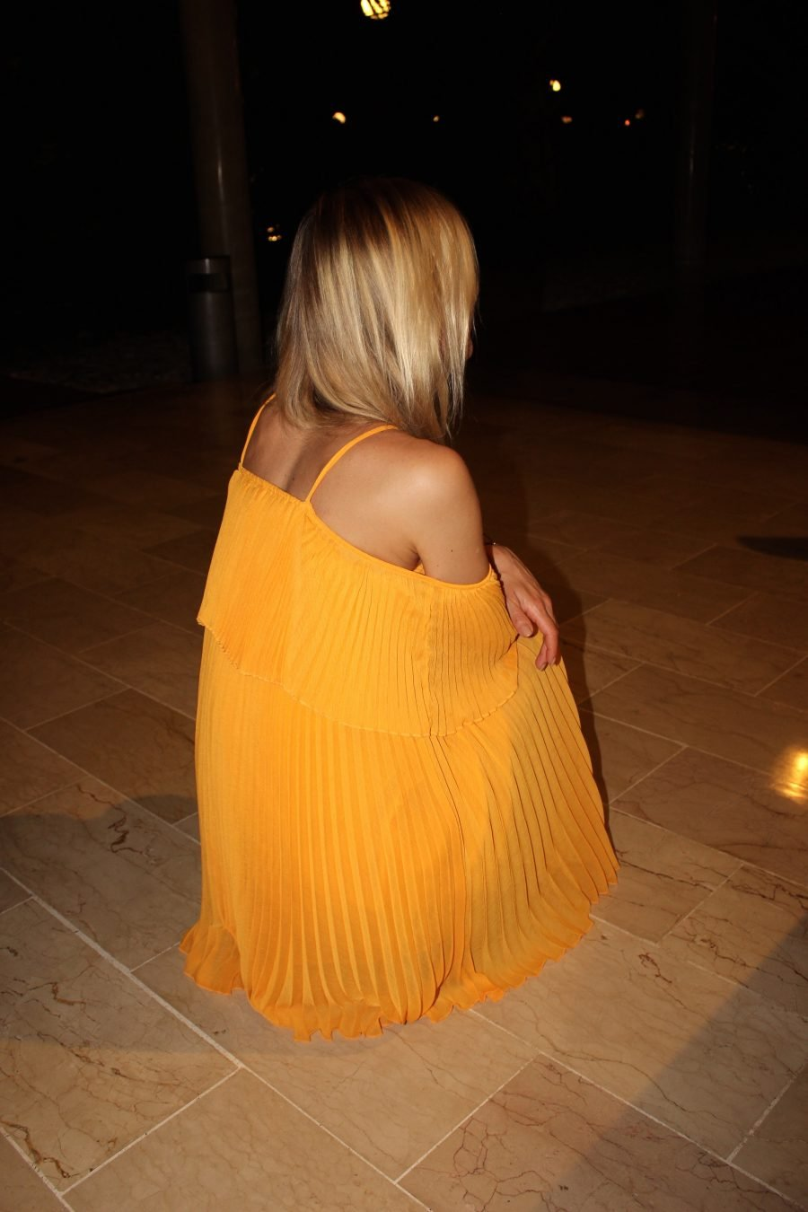 Yellow Dress Asos