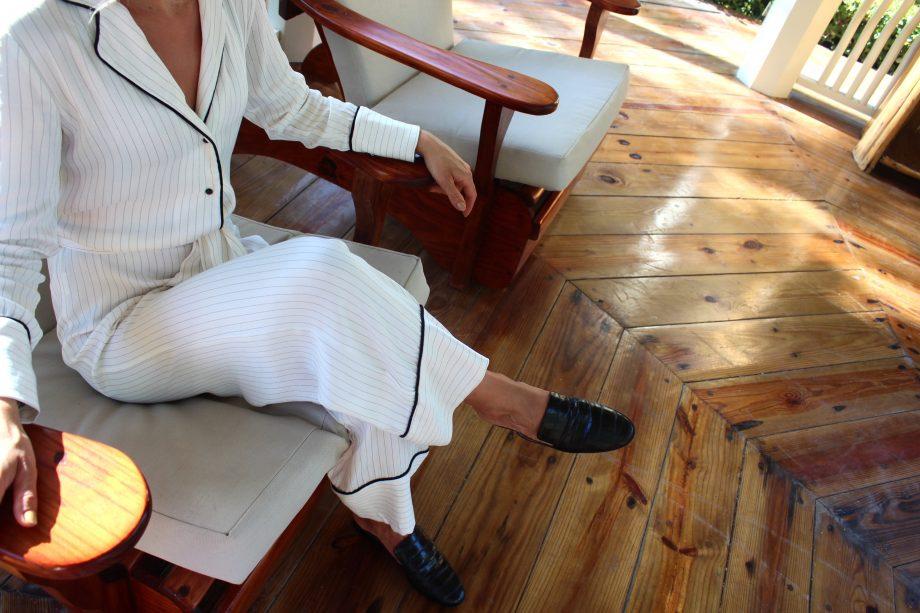 white Pyjama |04.02.2017