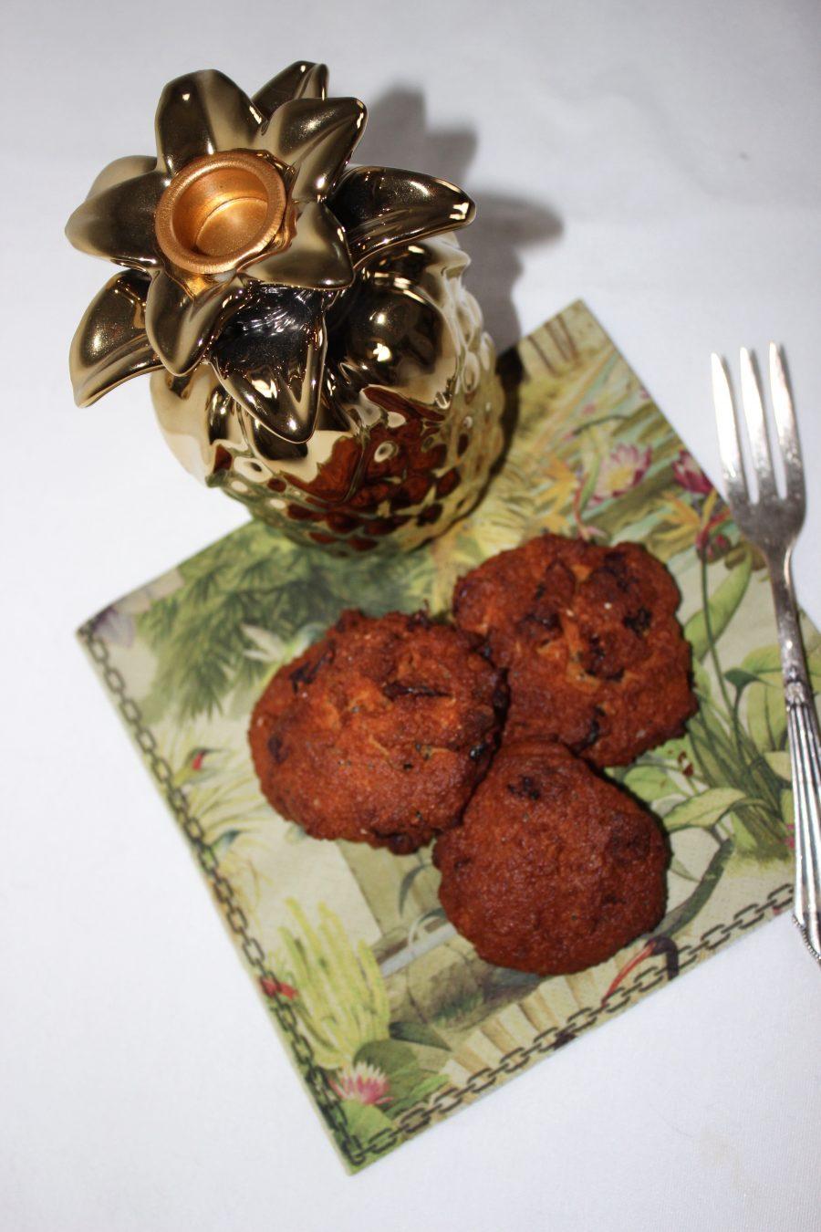 Cranberry-Orangen Kekse