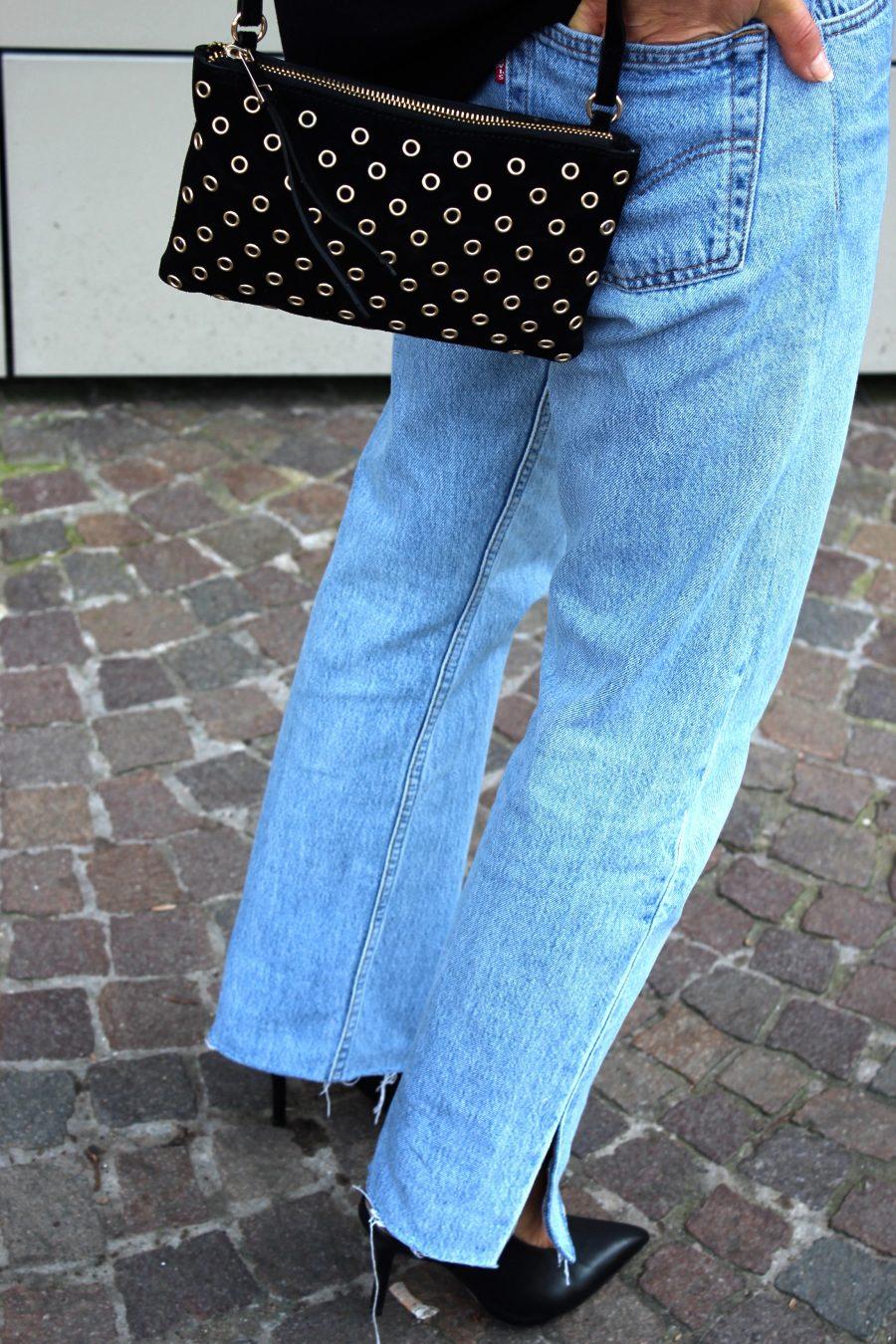 aldo heels asos black