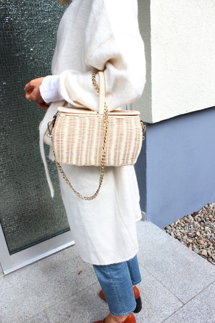 Basket Bag zara