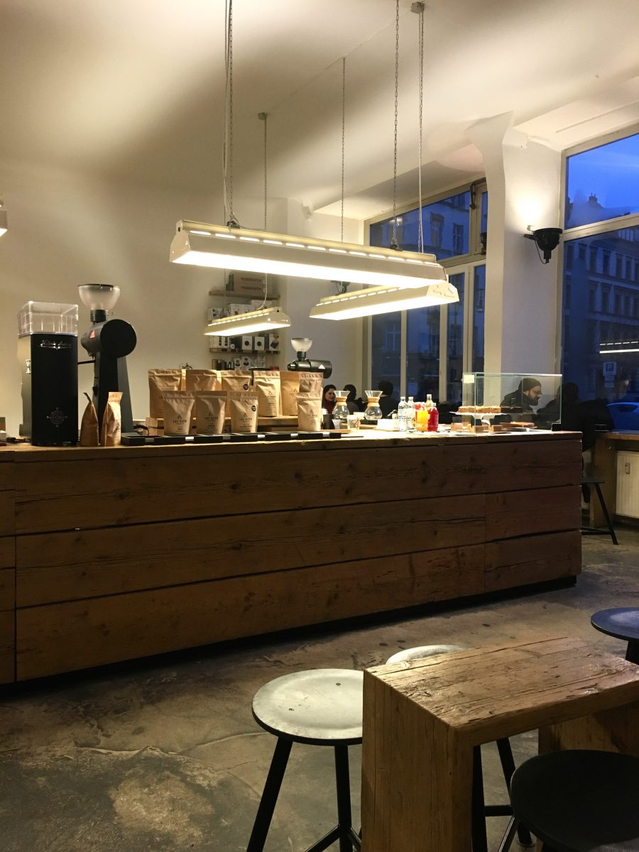 The Barn Roastery Berlin
