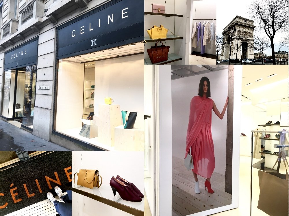 cline store champs elysee