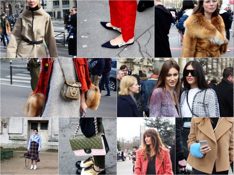 Paris Street Style Day 8 | 12.03.2017