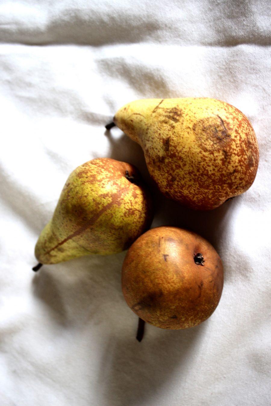 Fruchtiges Bircher Müsli