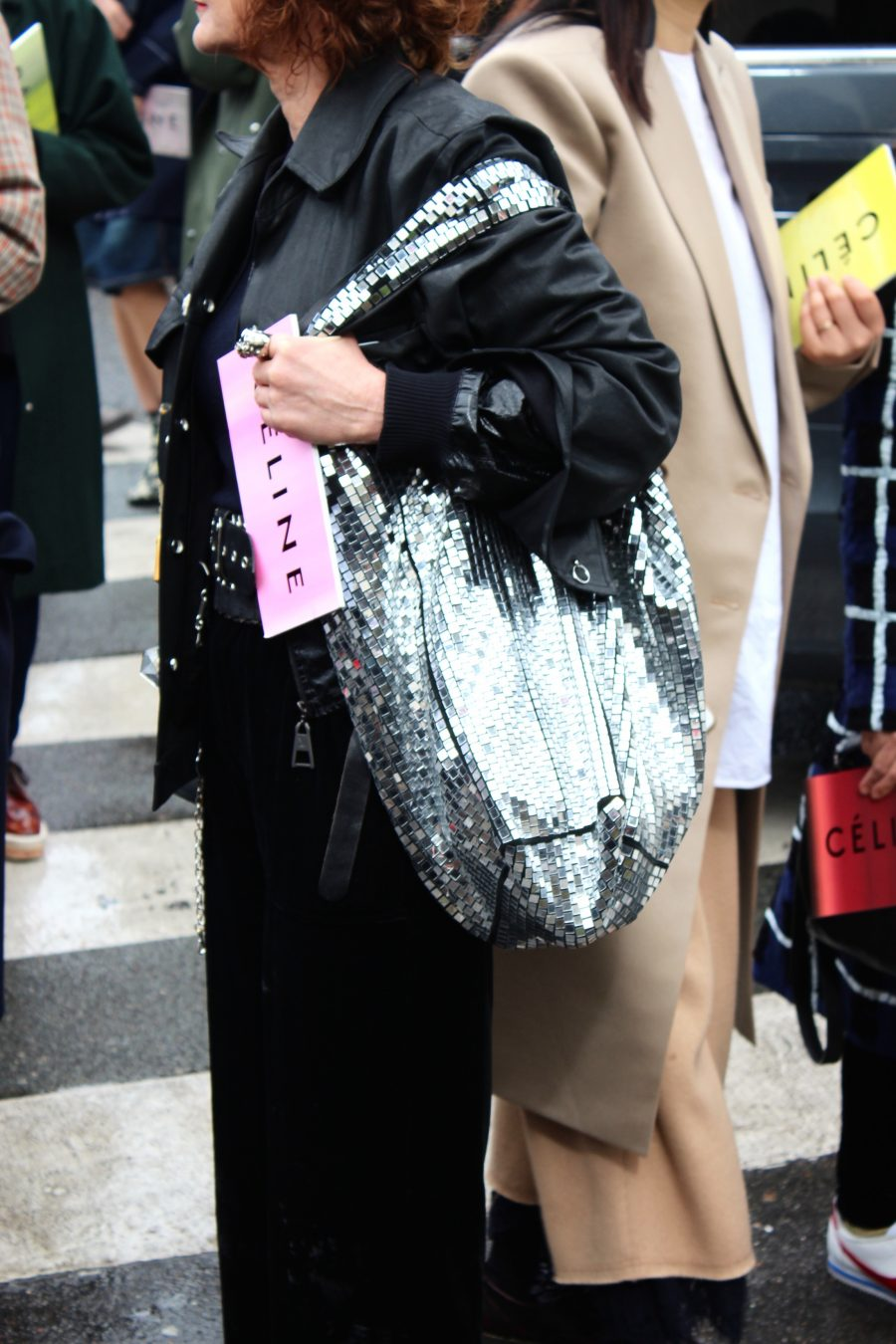Streets style Paris Fashion Week FW/2017