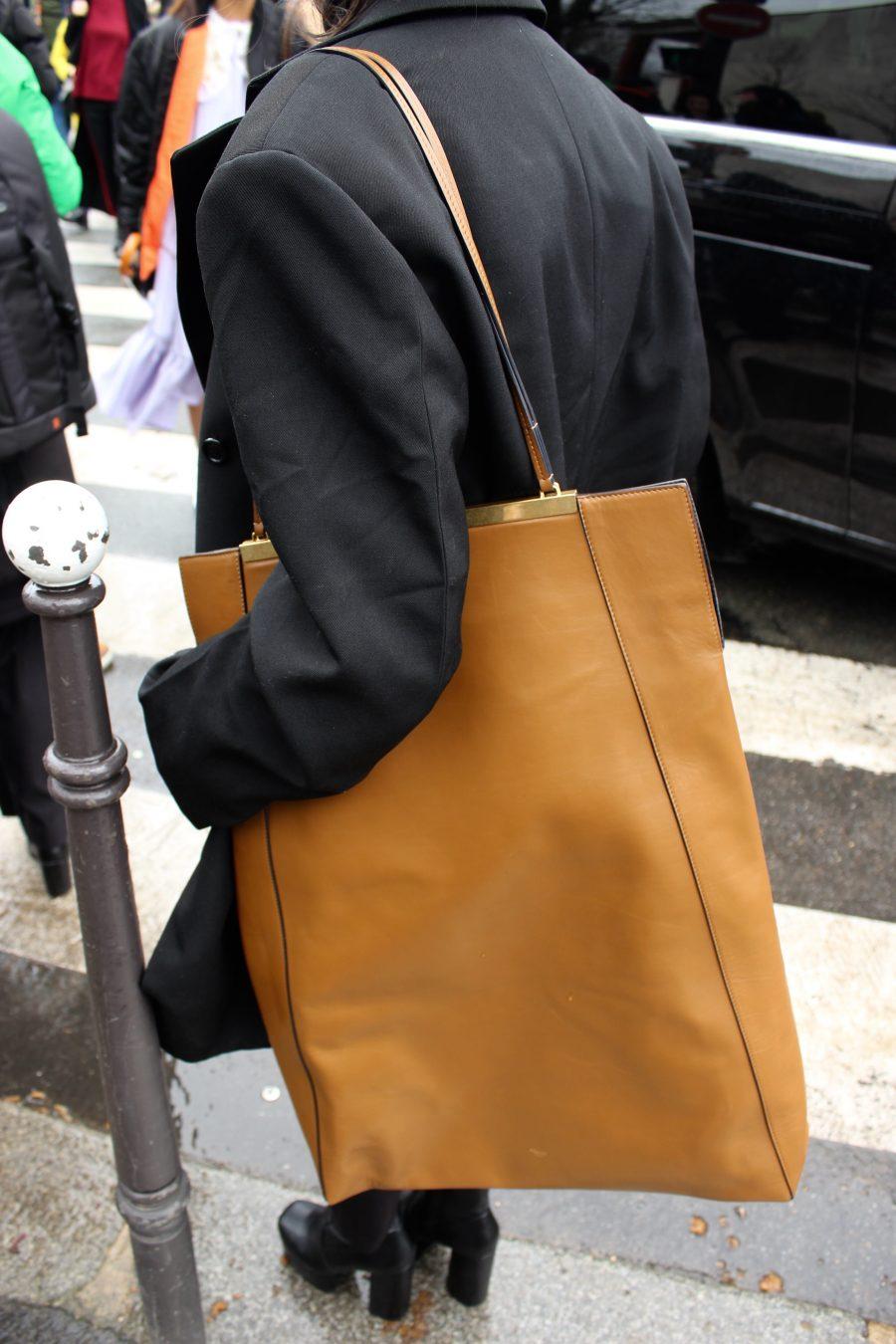 Celine Bag Paris Fashion Week Street Style