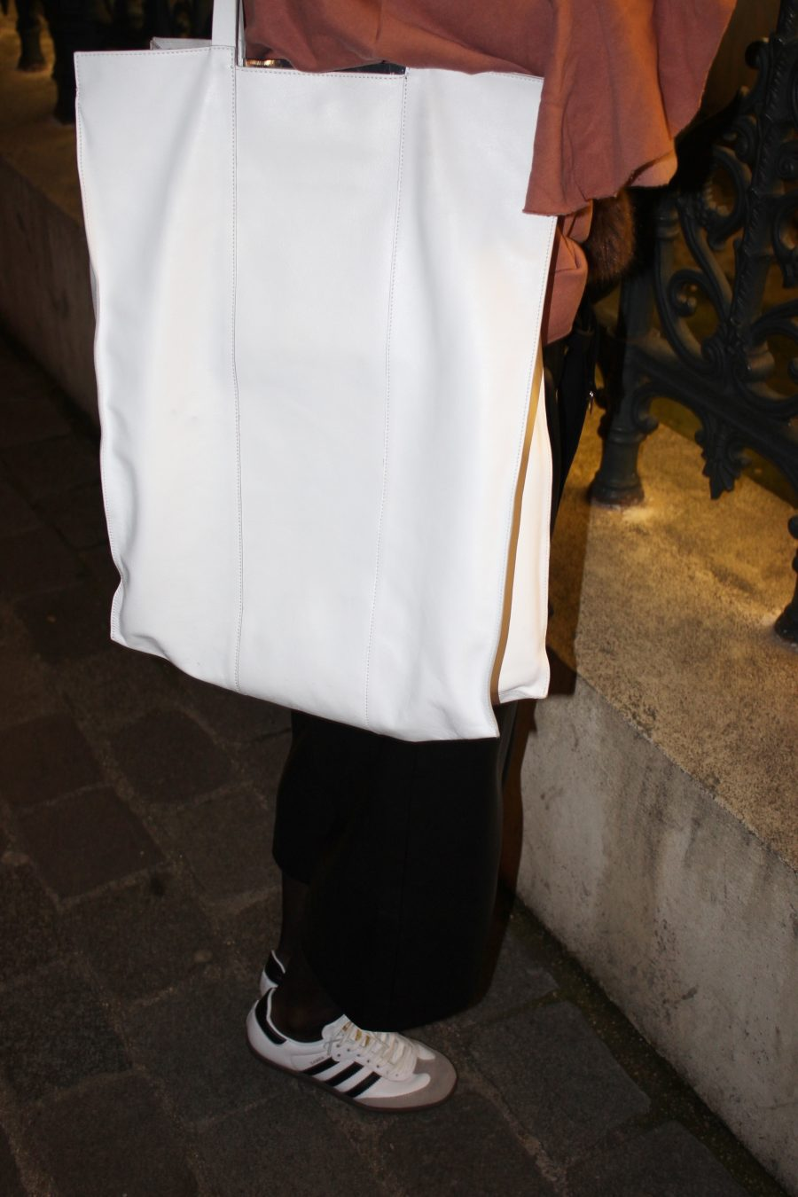 big cline bag white ss17