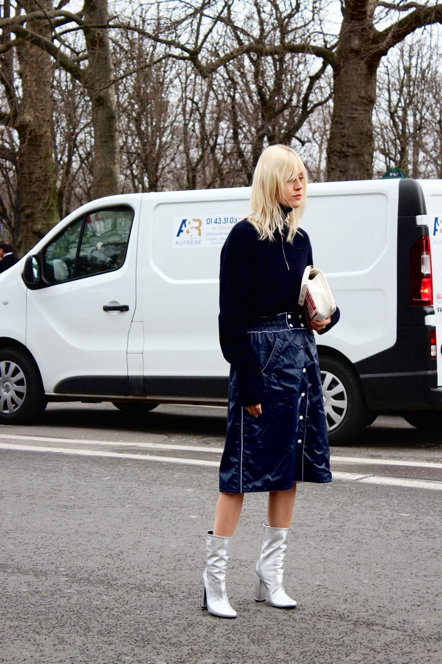 Paris Fashion Week Street Style Looks AH17 linda Tol