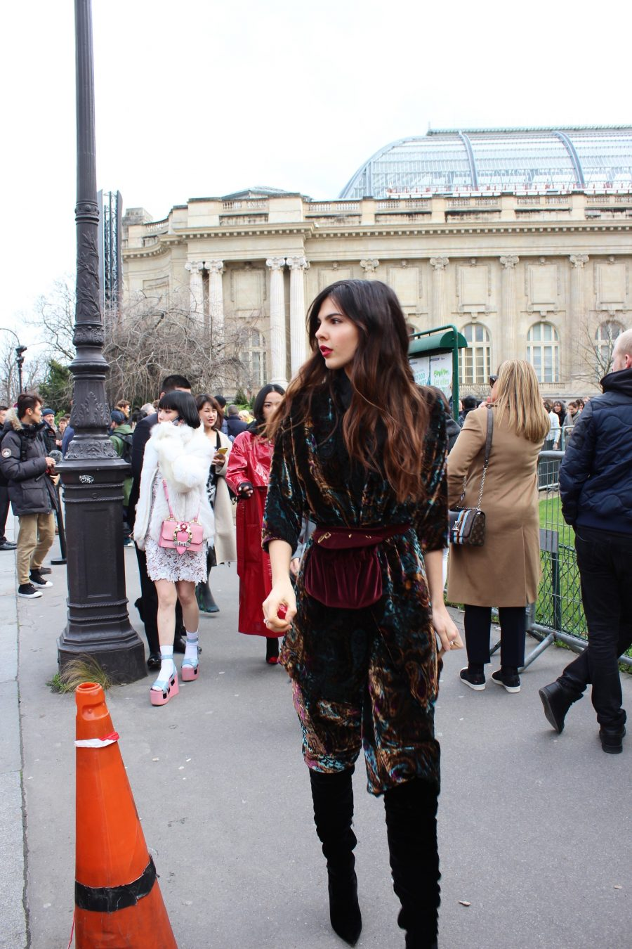 Paris Fashion Week Street Style Looks AH17
