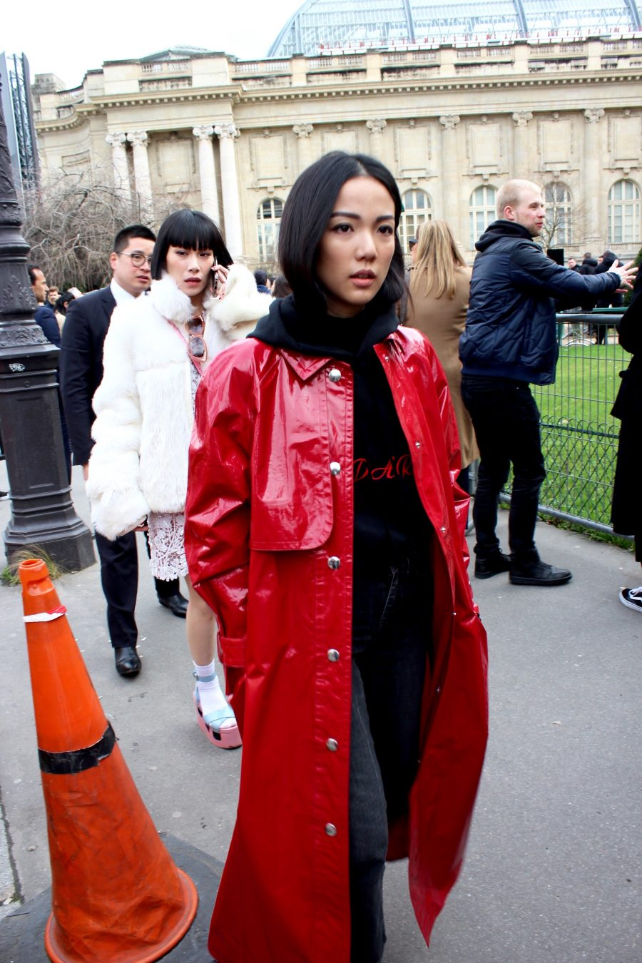 Paris Fashion Week Street Style Looks AH17 You Cao