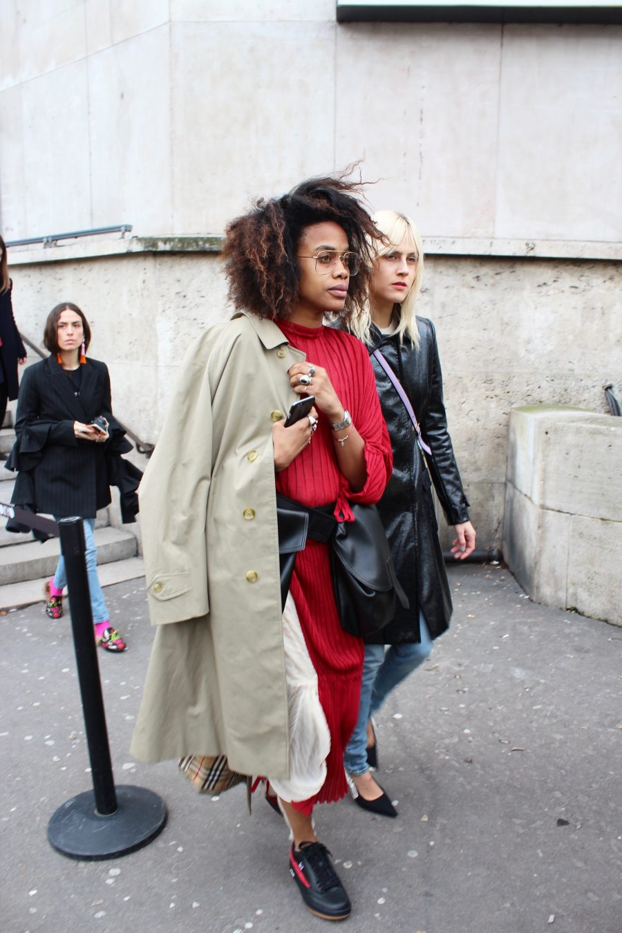 Paris Fashion Week Street Style Looks AH17 Ellery