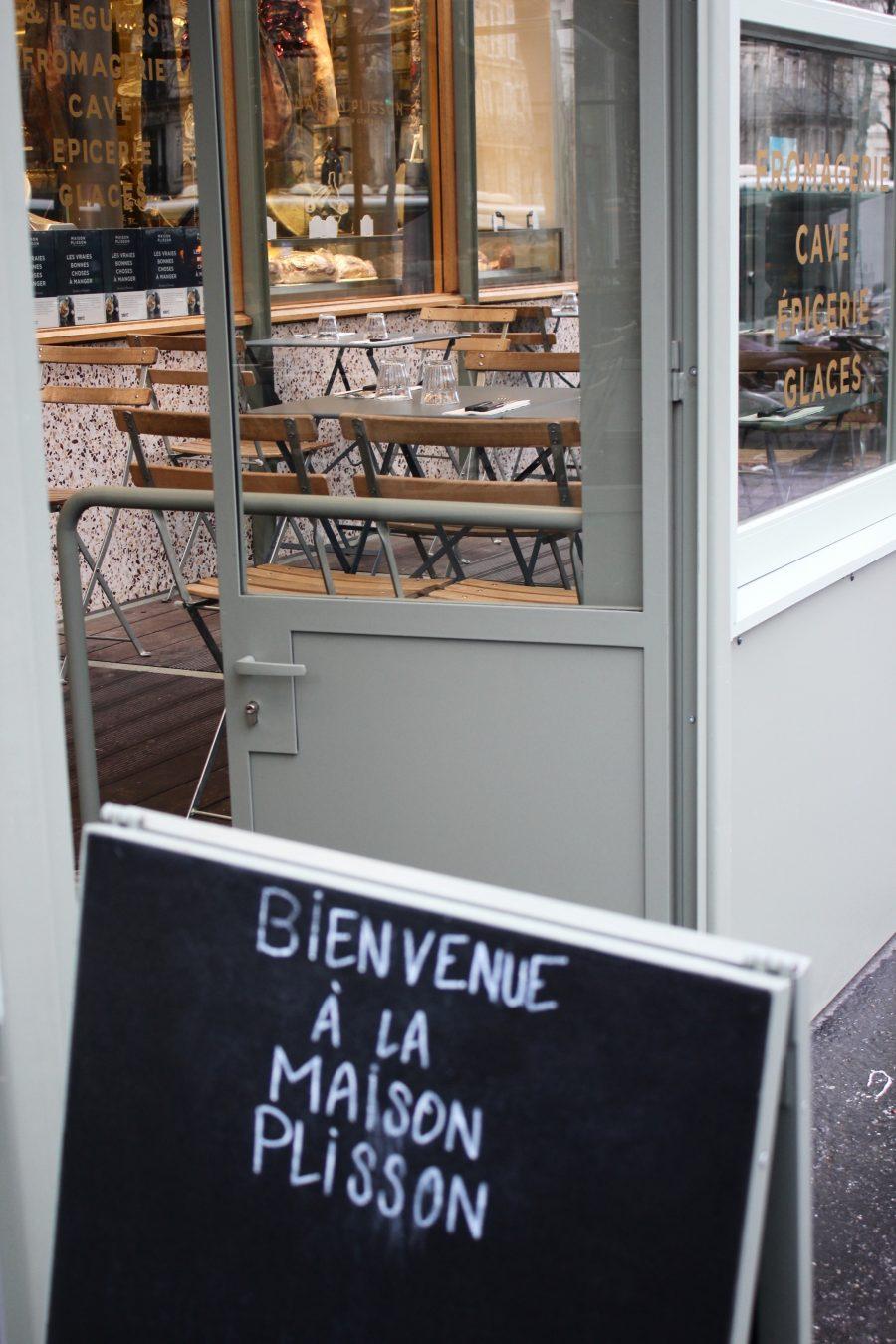 La Maison Plisson Paris Breakfast