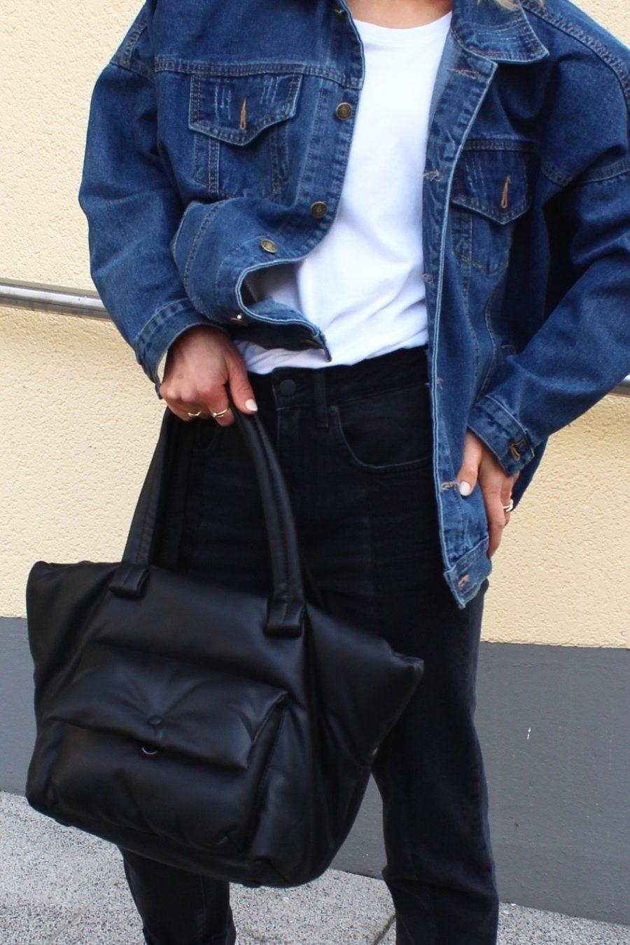 Balenciaga denim Jacket