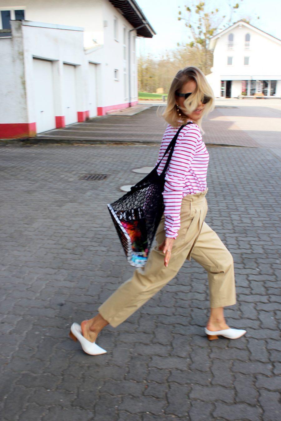 Street Style Paris Blogger anna Borisovna