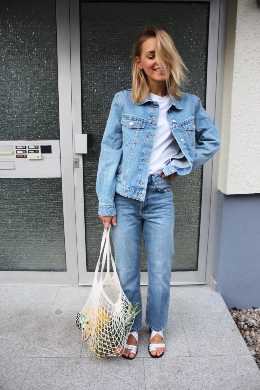 jeans Jacke other stories