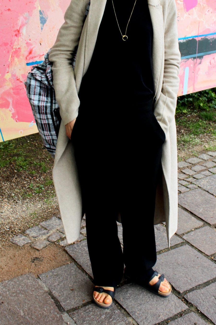 black pants massimo dutti