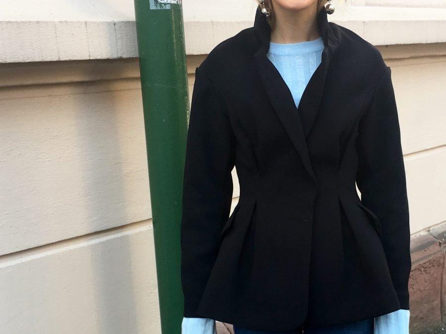 H&M Trend Blazer tailliert