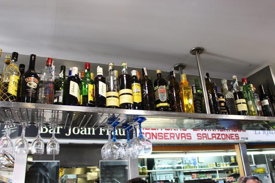 Bar juan Frau Markthalle mallorca