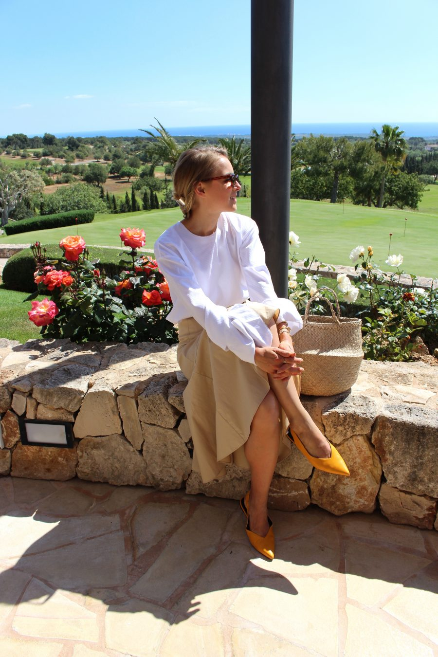 fashion blogger street style mallorca anna borisovna