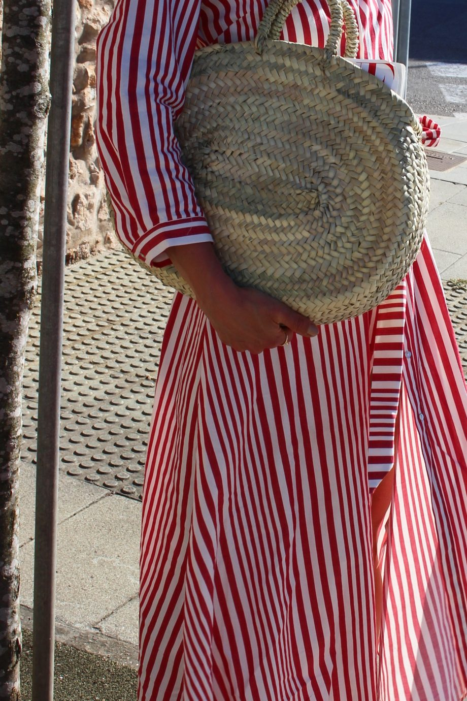 Red Summer Stripes   19.05.2017