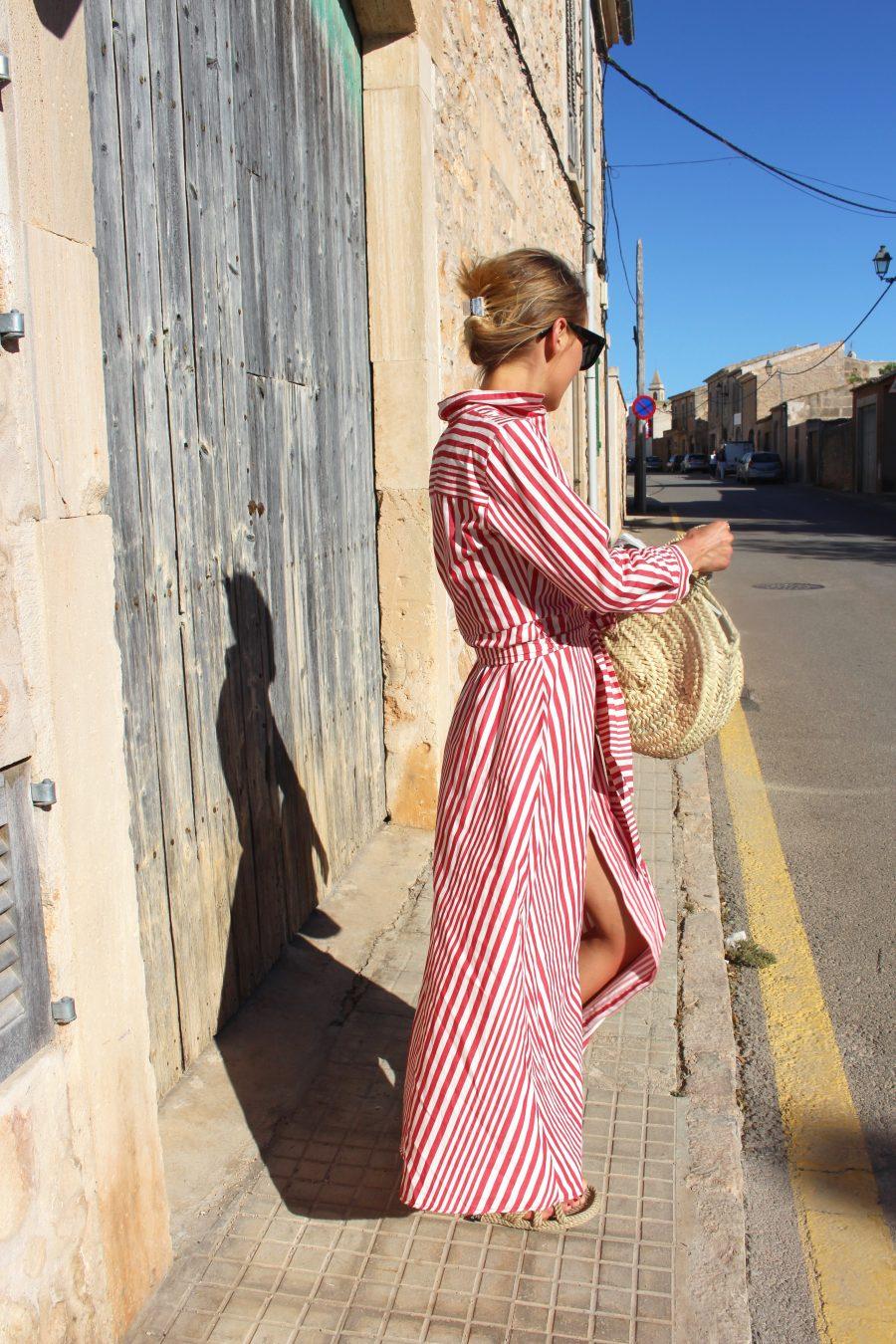 Tunika Sommer kleid zara