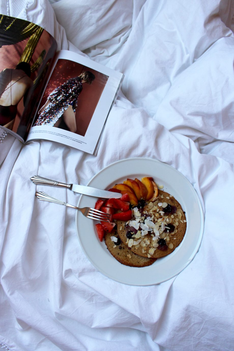 Pancakes in Bed | 28.05.2017