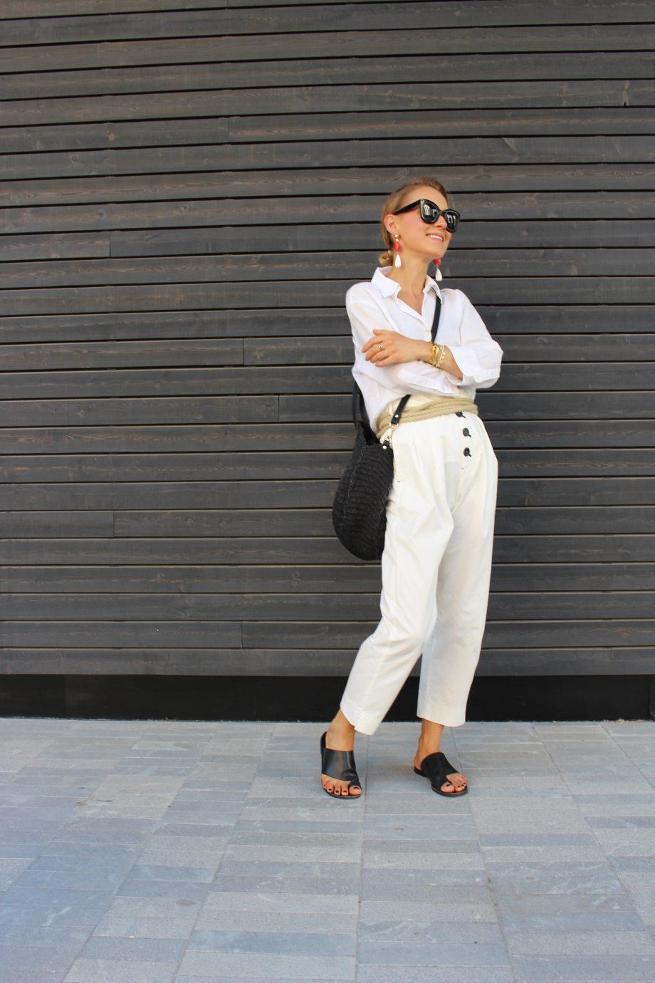 Basic Linen Shirt | 31.05.2017
