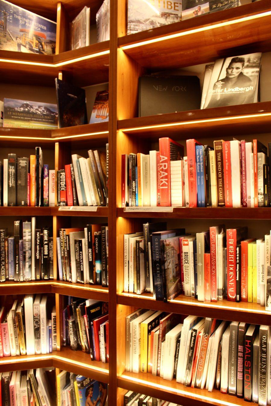 Book store milano