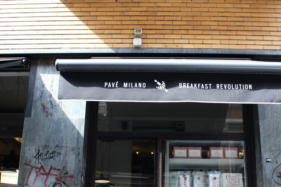Pave milano brunch