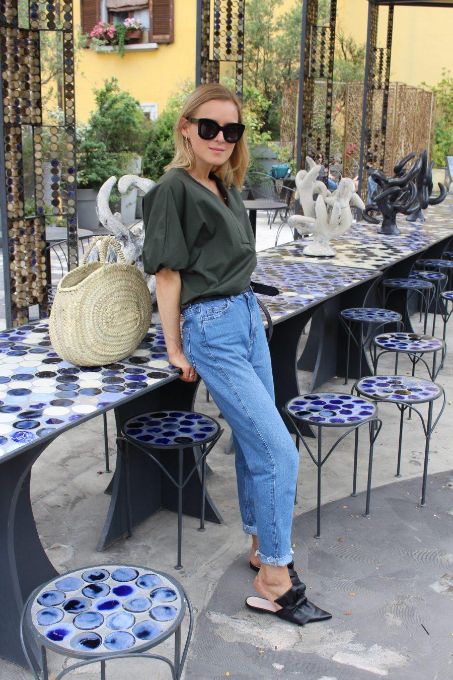 vintage jeans H&M Levis