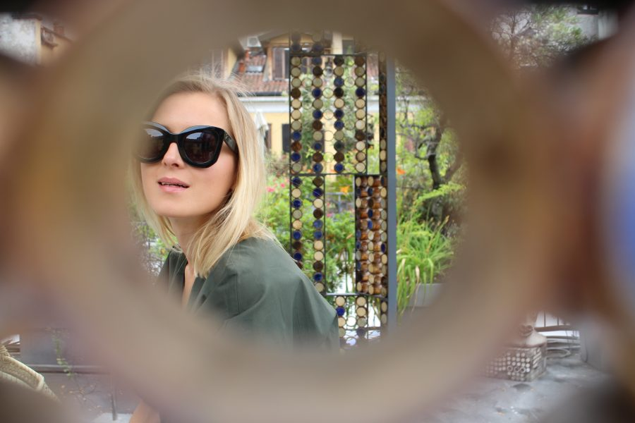 céline sunglasses martha black