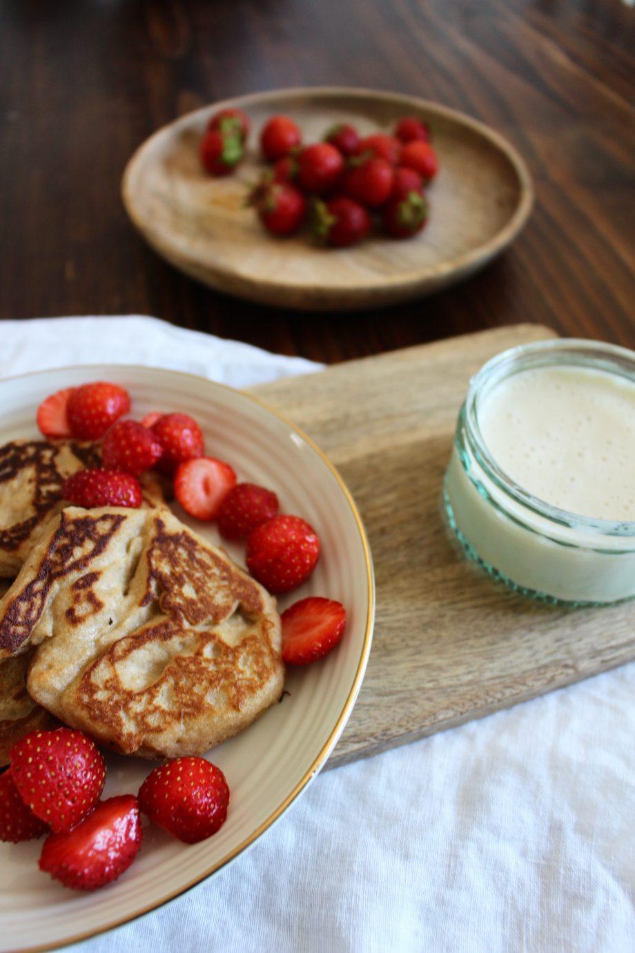 Mini Strawberry Pancakes   23.06.2017