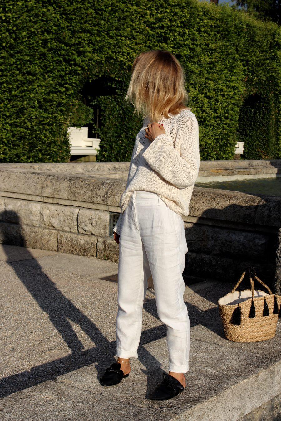 Summer Knitwear Massimo Dutti