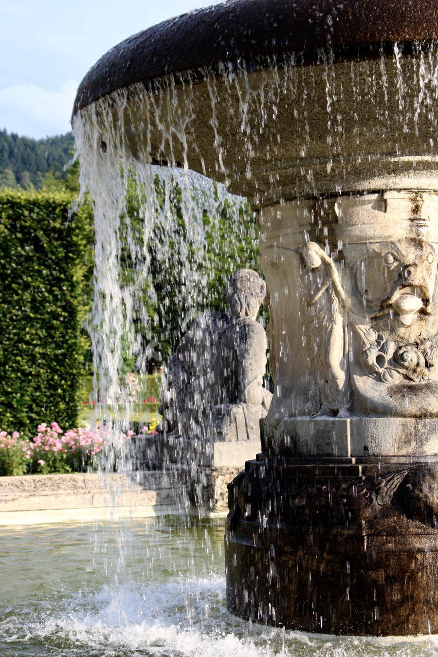 Baden Baden Rosengarten